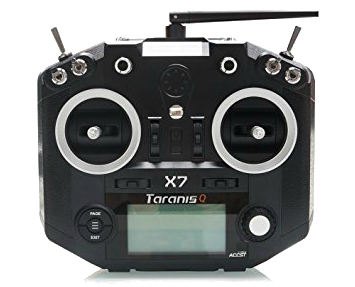 Taranis QX7 – Drone Racing League