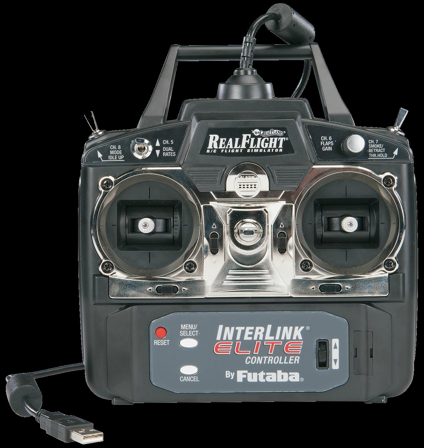 Interlink Elite RealFlight – Drone Racing League